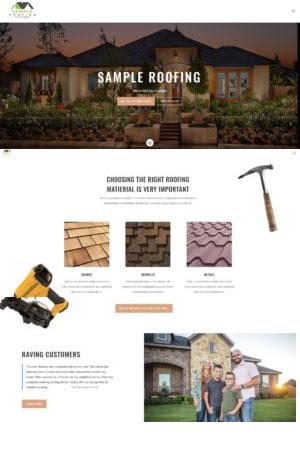 Roofing Web Sites Rooferpro